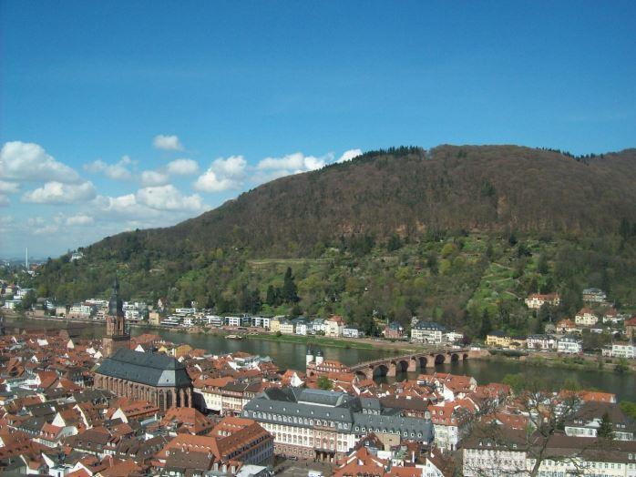Ansicht Heidelberg